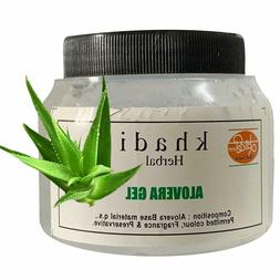 Khadi Herbal Aloevera Gel for Soothes inflammation moisturiz