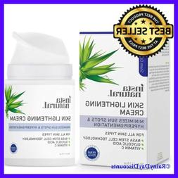 InstaNatural Skin Lightening Whitening Cream For Dark Spots