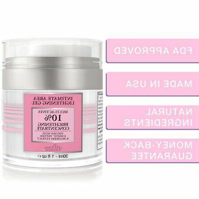 Anal and Area Bleaching Vaginal Anal 1 oz.