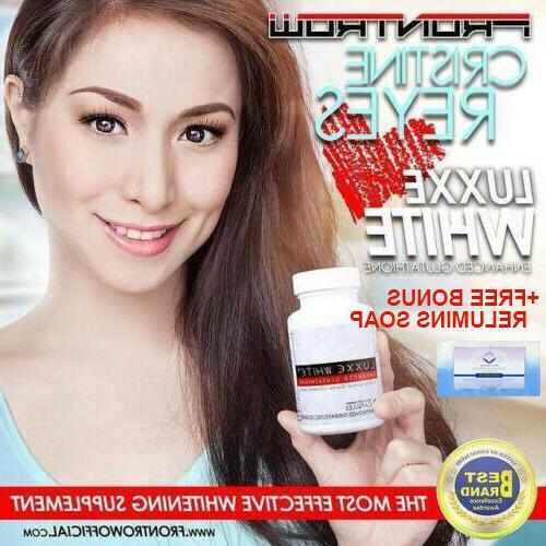 authentic enhanced glutathione 60 capsules by frontrow