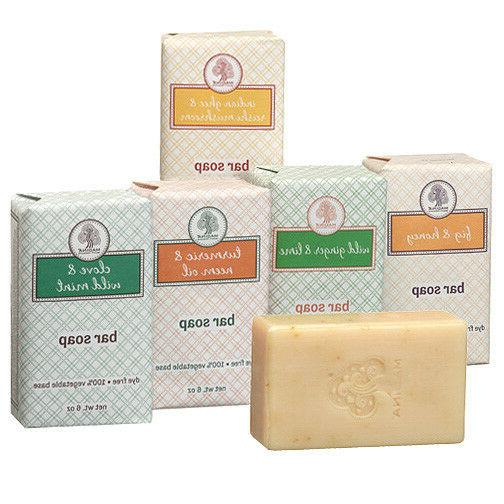 herbal handmade soap choose your scent natural