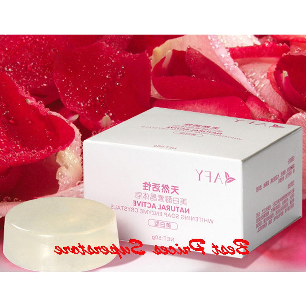 plant extracts active soap skin whitening lightening