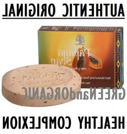 PAPAYA SKIN WHITENING HERBAL SOAP ENRICHED WITH VITAMIN E GR