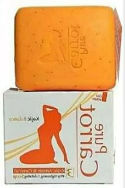 PURE CARROT GOLD SKIN LIGHTENING SOAP