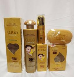 SKIN GLOW WHITENING LOTION GOLD ULTIMATE 3D UNIFIED MAXI-TON