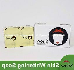 Snow Skin Whitening Soap 7 Plants Extract from the Swiss Alp