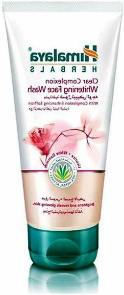 Whitening Clear All Skin Cleansers Herbals Purifying Moistur